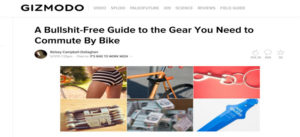 eb396393a78 A Bullshit-Free Guide to the Gear You Need to Commute By Bike